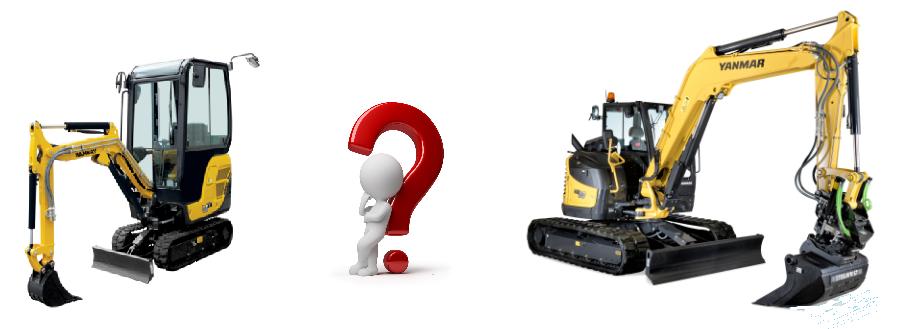 Cum alegem un excavator?