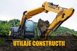 Utilaje constructii